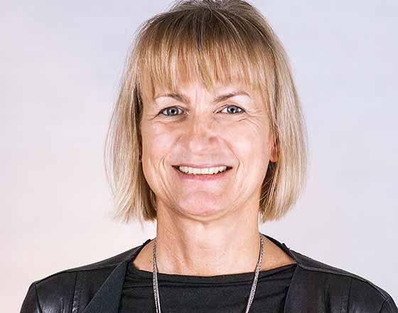 Portrait von Liane Hoppe